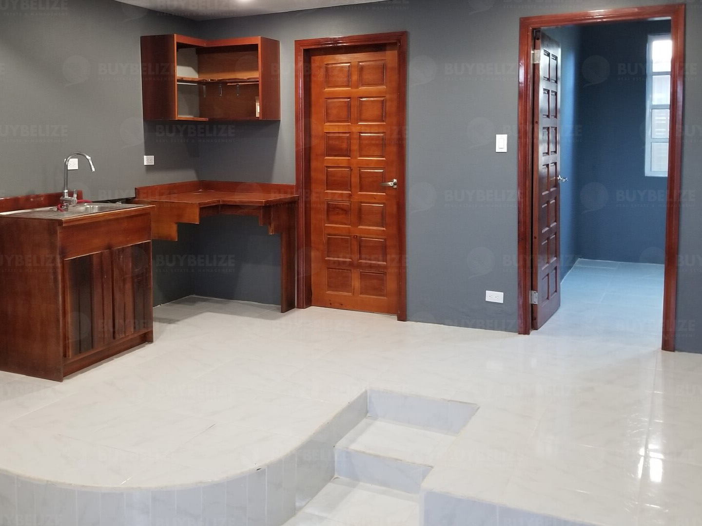 One Bedroom Apartment for Rent in Belize City