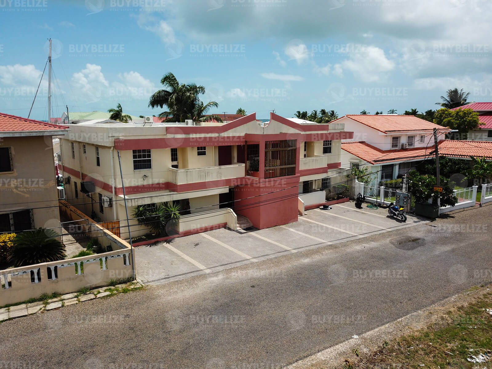 Apartment Complex For Sale in Bella Vista Belize City