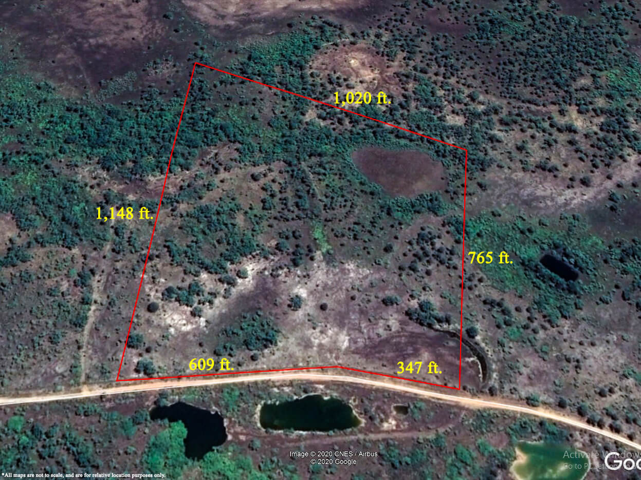 20 Acres of Fertile Land for Sale in Cayo Belize