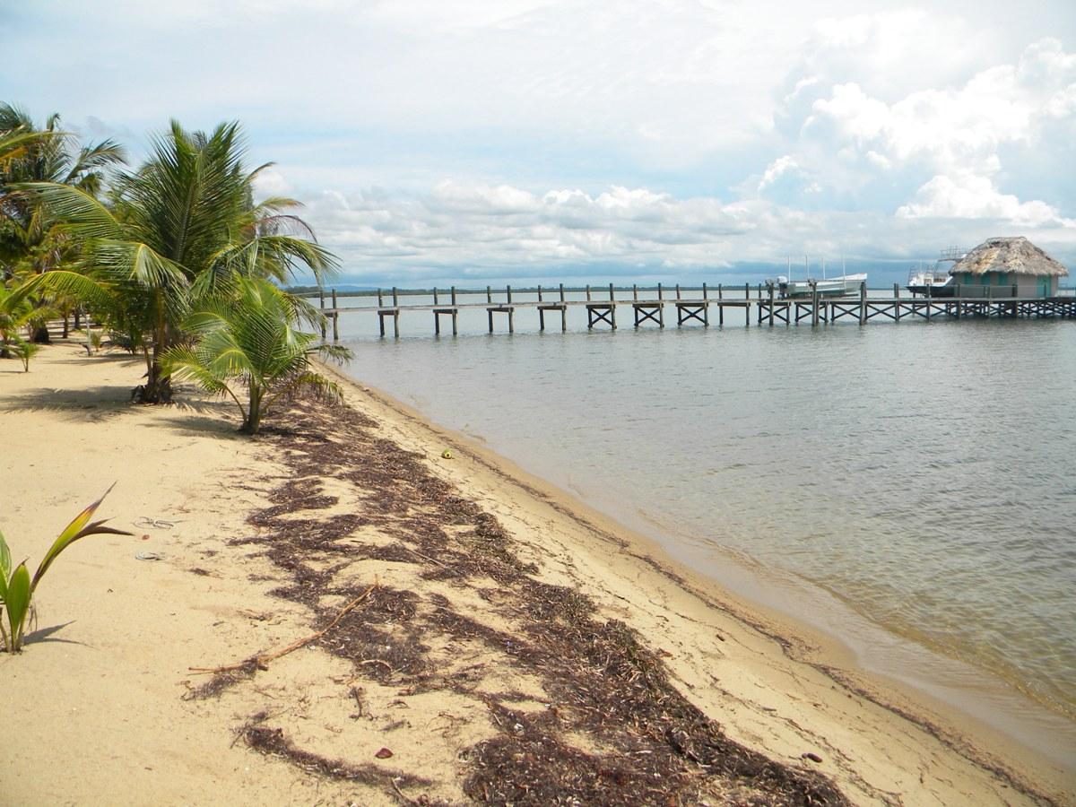 REDUCED Two Beachfront  Lots near Kanatik Resort