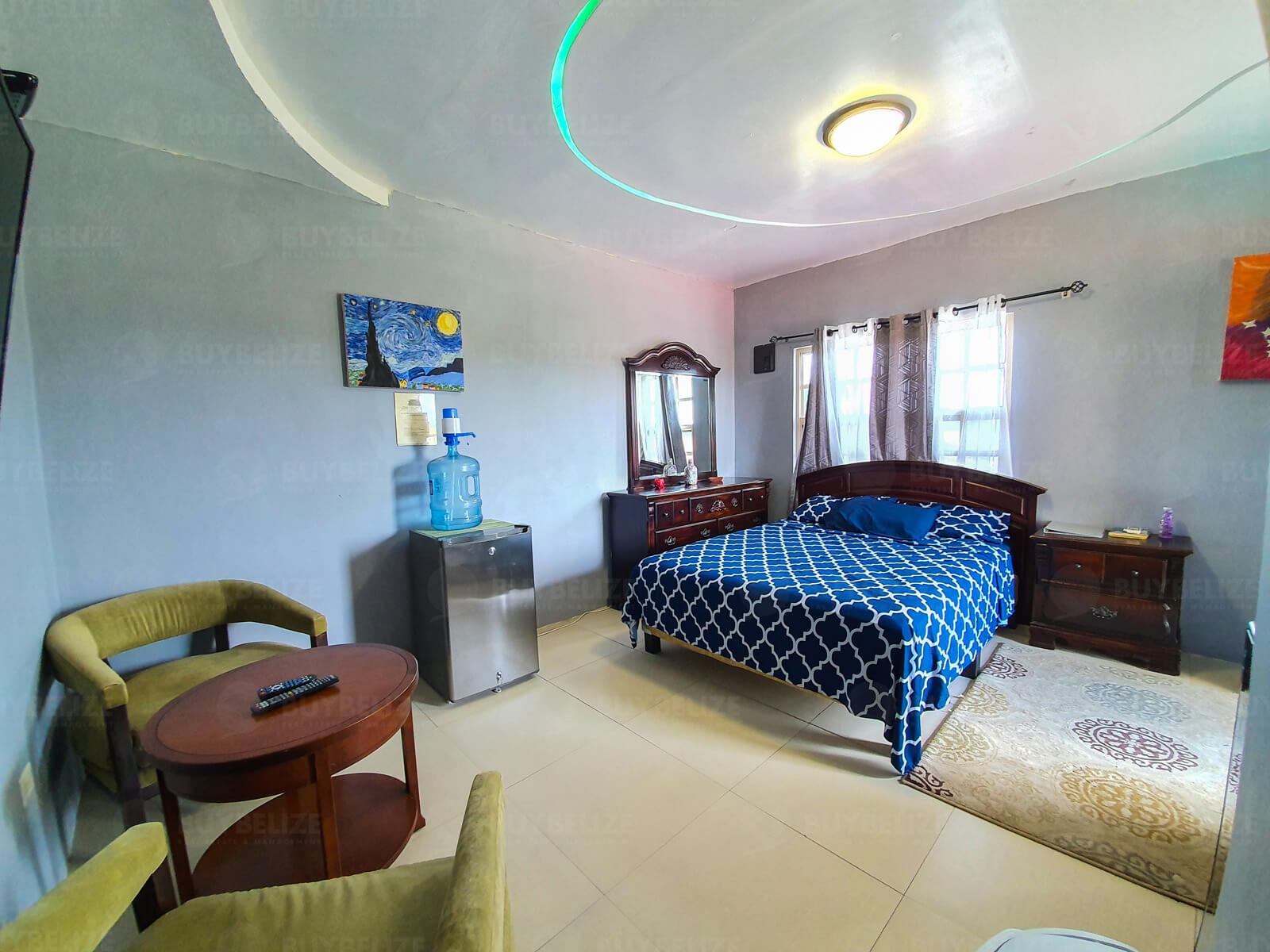 Cosy Studio Apartment for Rent in Belize City