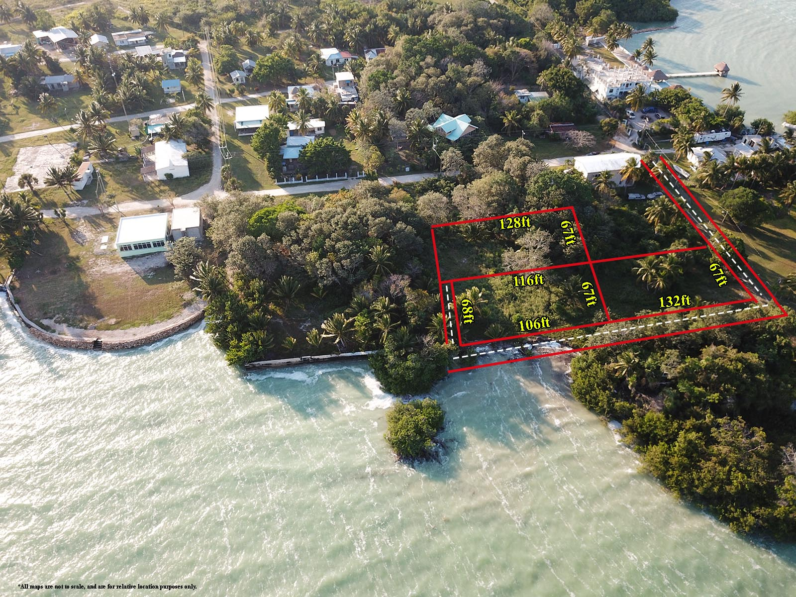 0.58 Acres land for sale in Consejo Shores