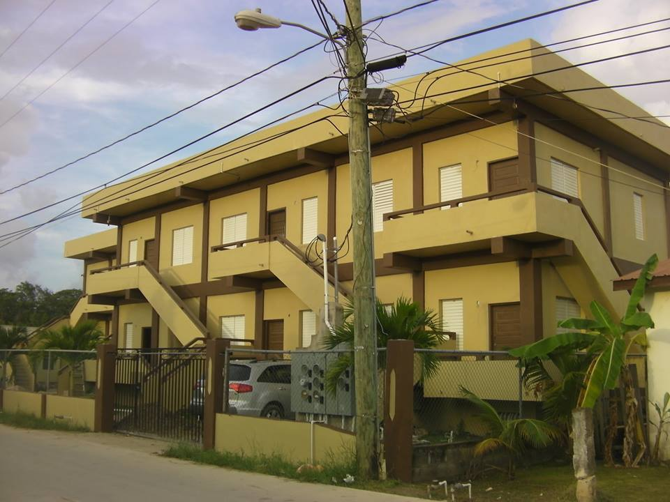 Unfurnished Apartment Rental in Belize City
