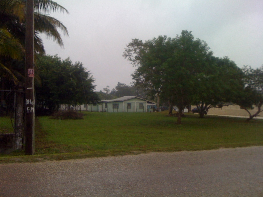 Corner Lot in San Ignacio