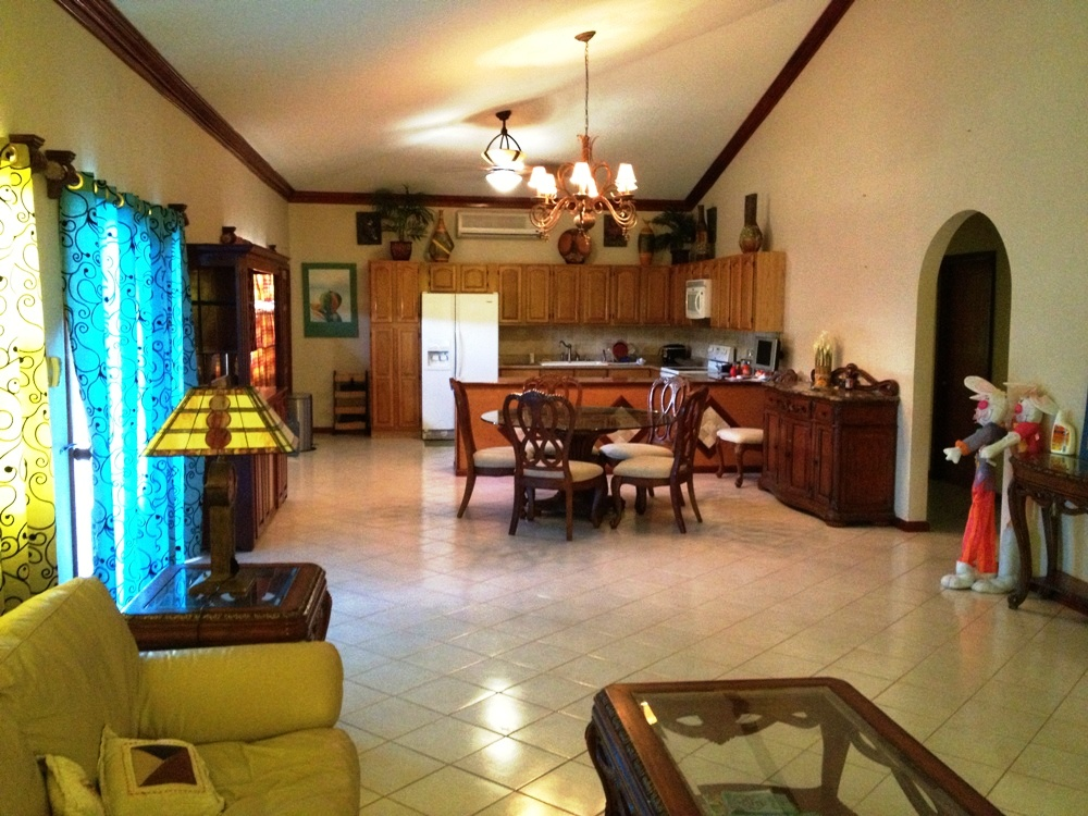 2 Story House For Sale in Belize City