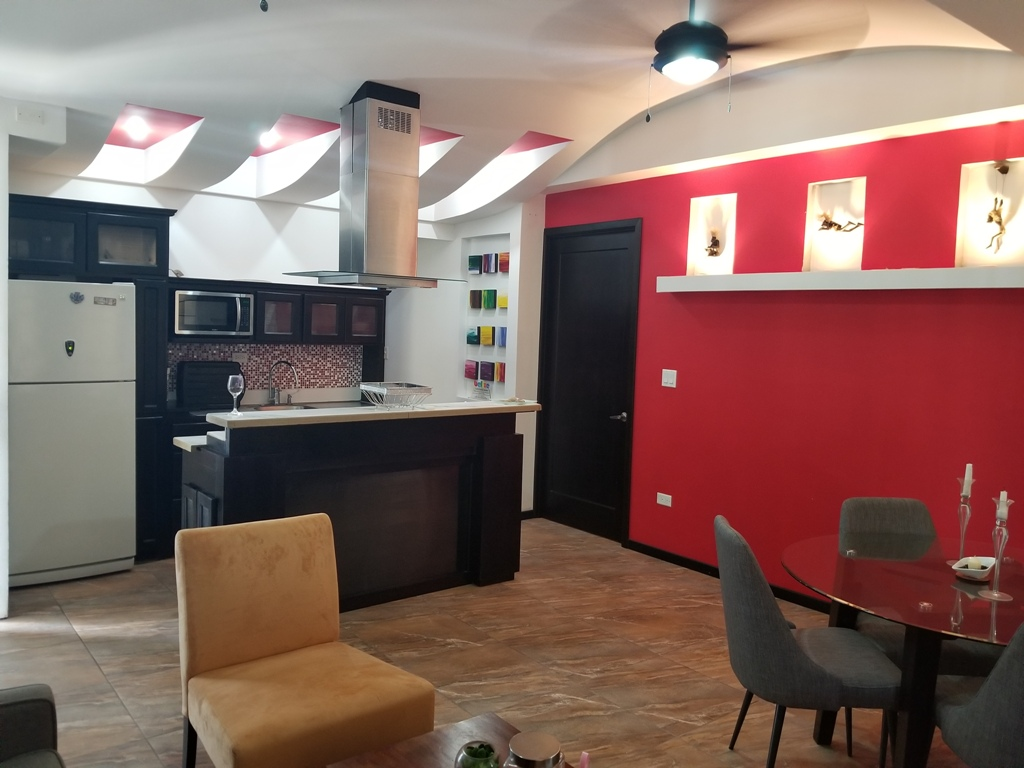 Modern & Furnished 2 Bed Apartment for Rent in Belize City