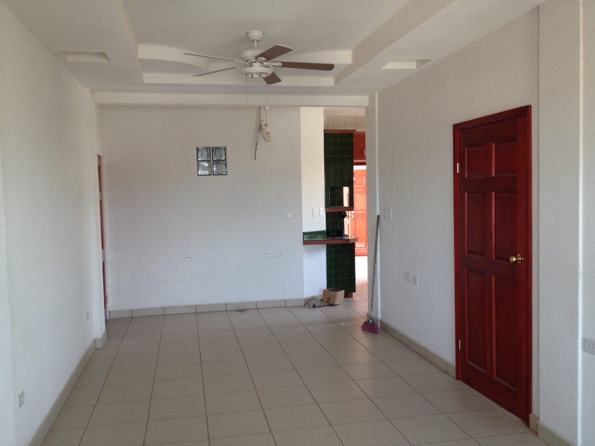 Unfurnished 3 Bed 2 Bath Apartment for Rent in Belize City