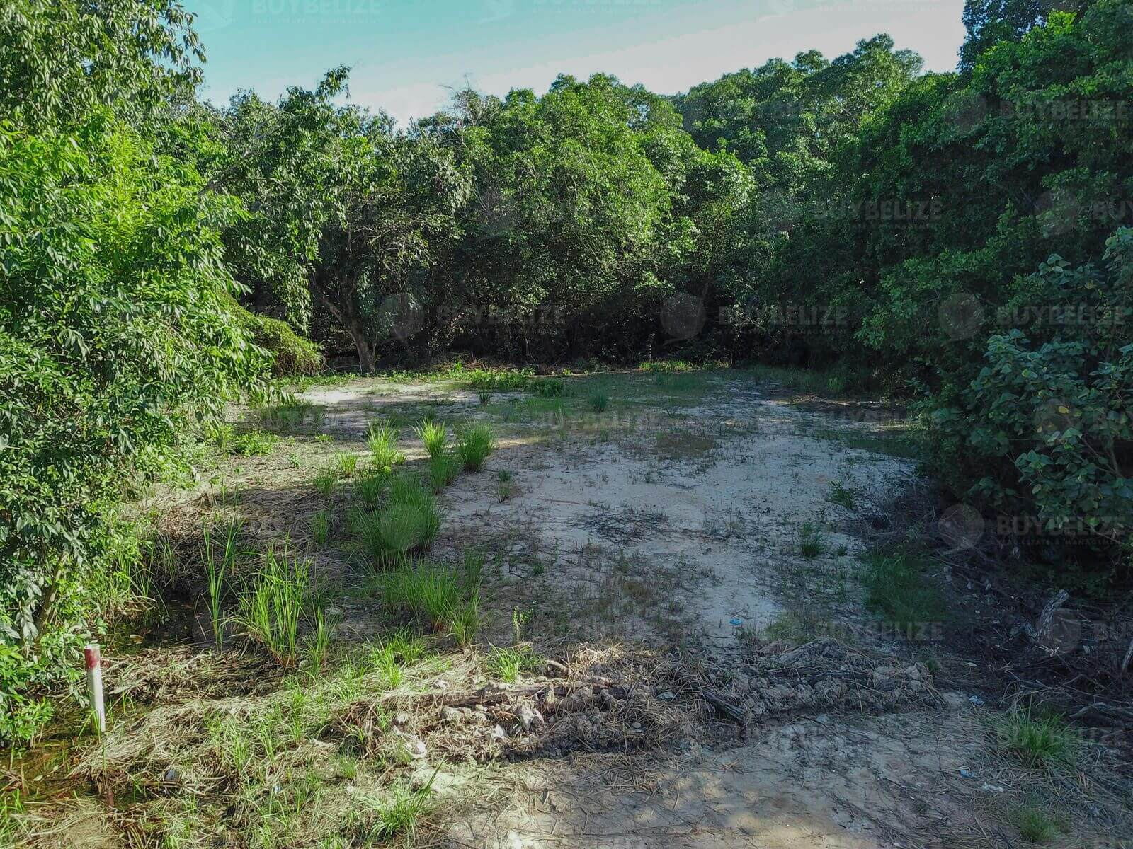 Canal Front Lot for Sale in Belama Phase 3, Belize City