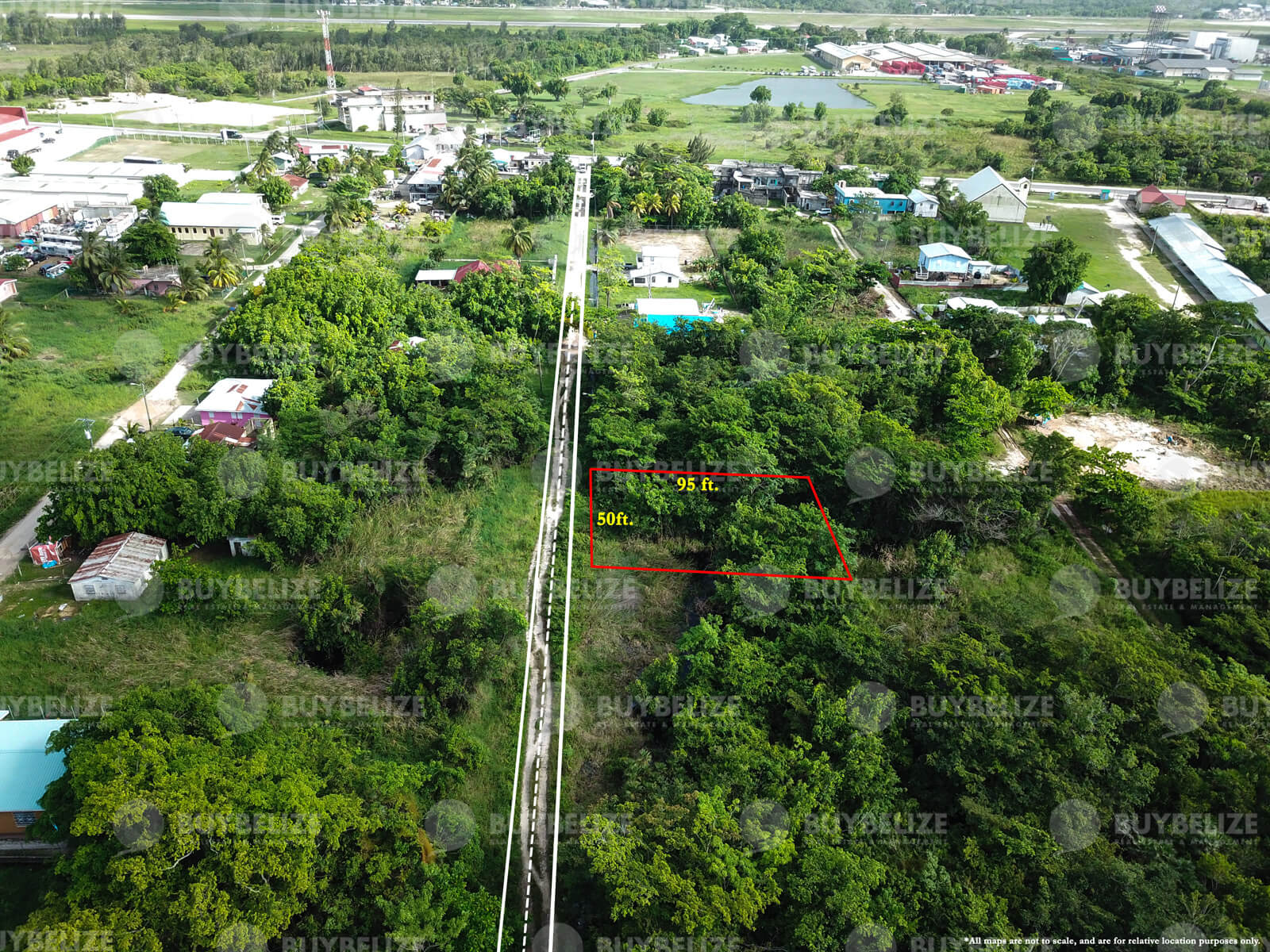 Land for Sale in Ladyville