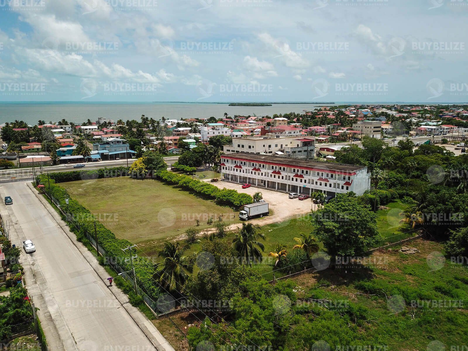 Commercial Business Location in Belize City