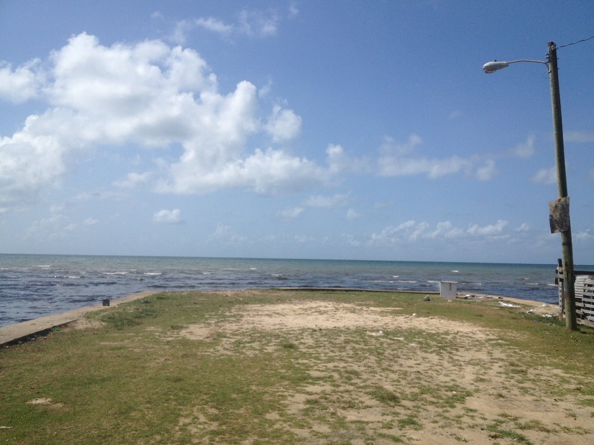 50 ft. x 50 ft. Sea View Lot in Belize City