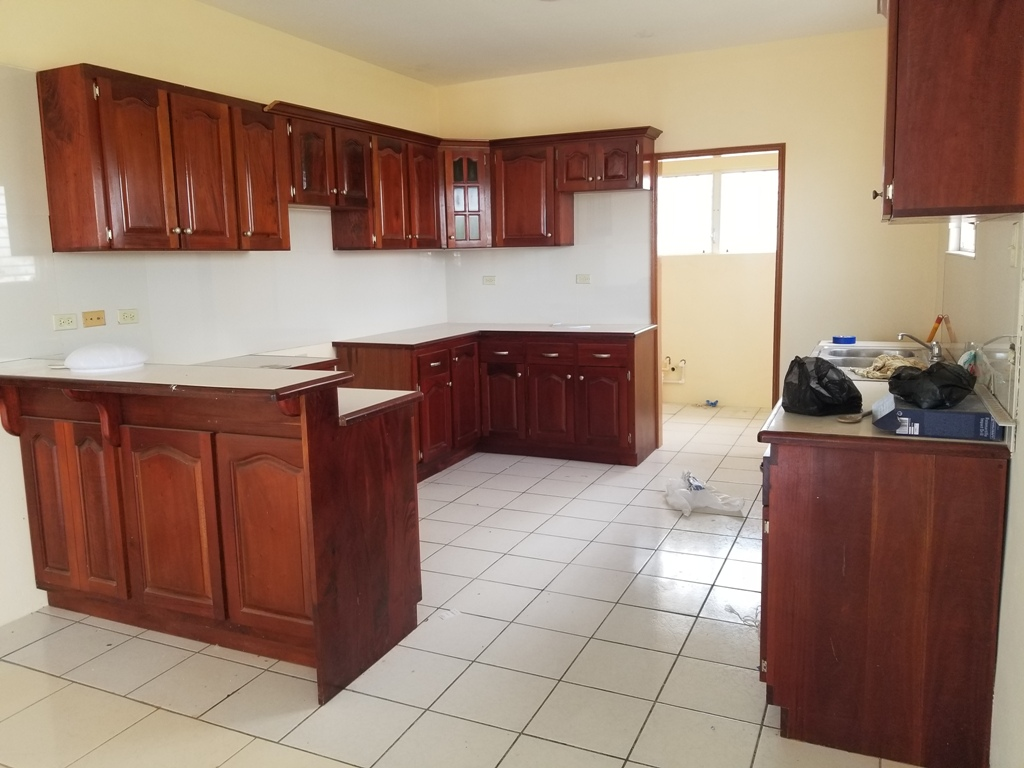 Unfurnished House for Rent in Belize City