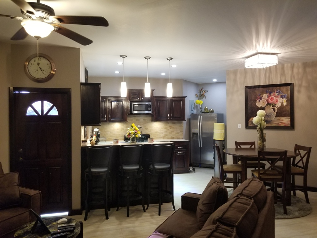 Furnished 3 Bed Apartment for Rent in Belize City