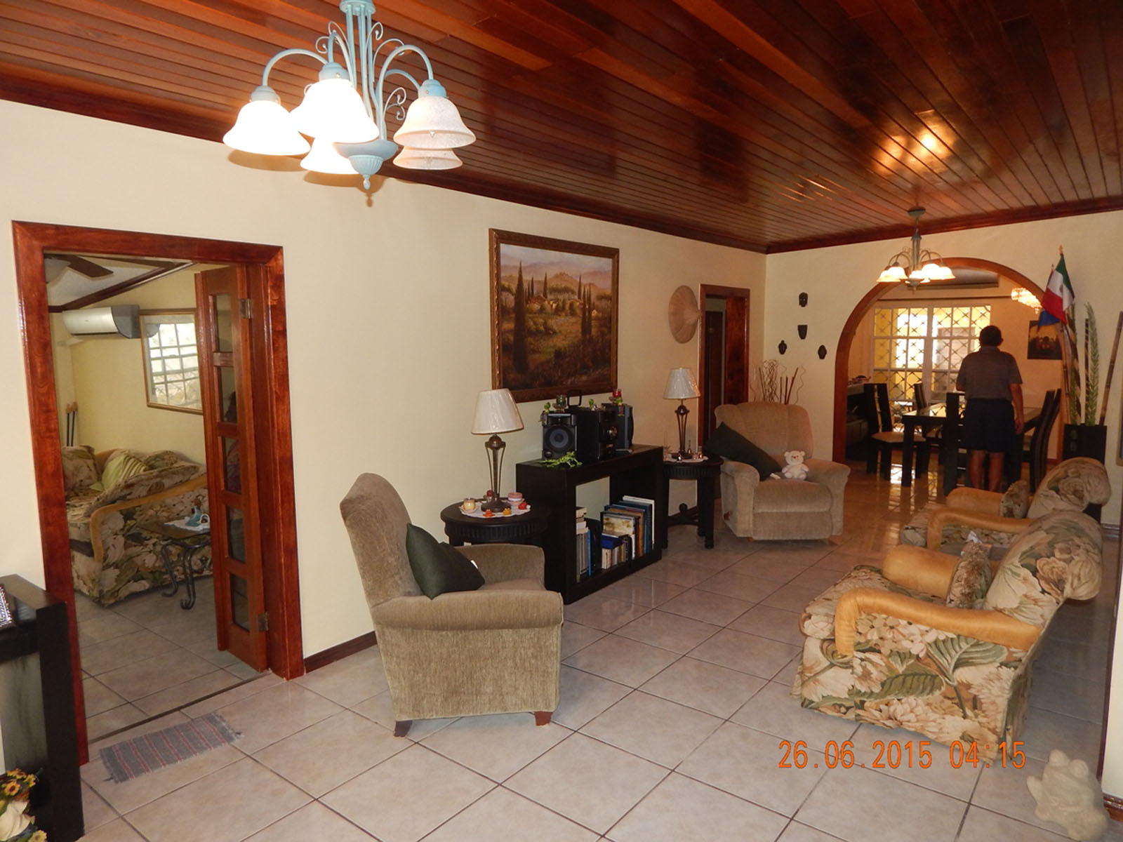 Fully Furnished House with Pool in Belmopan