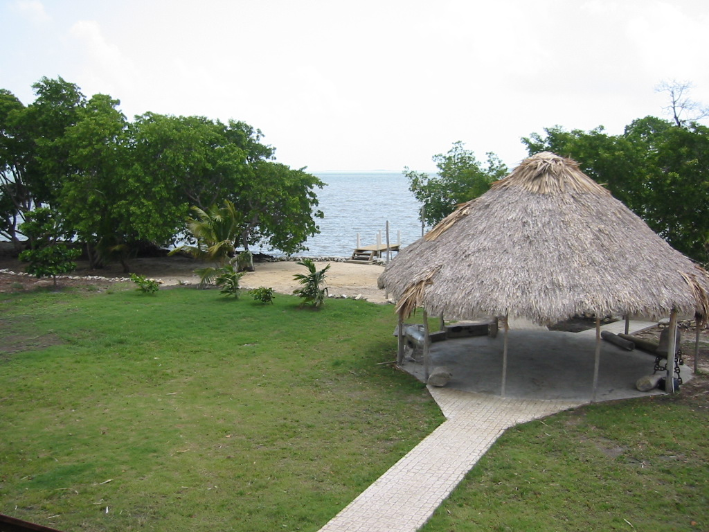 Sea front property in Belize City
