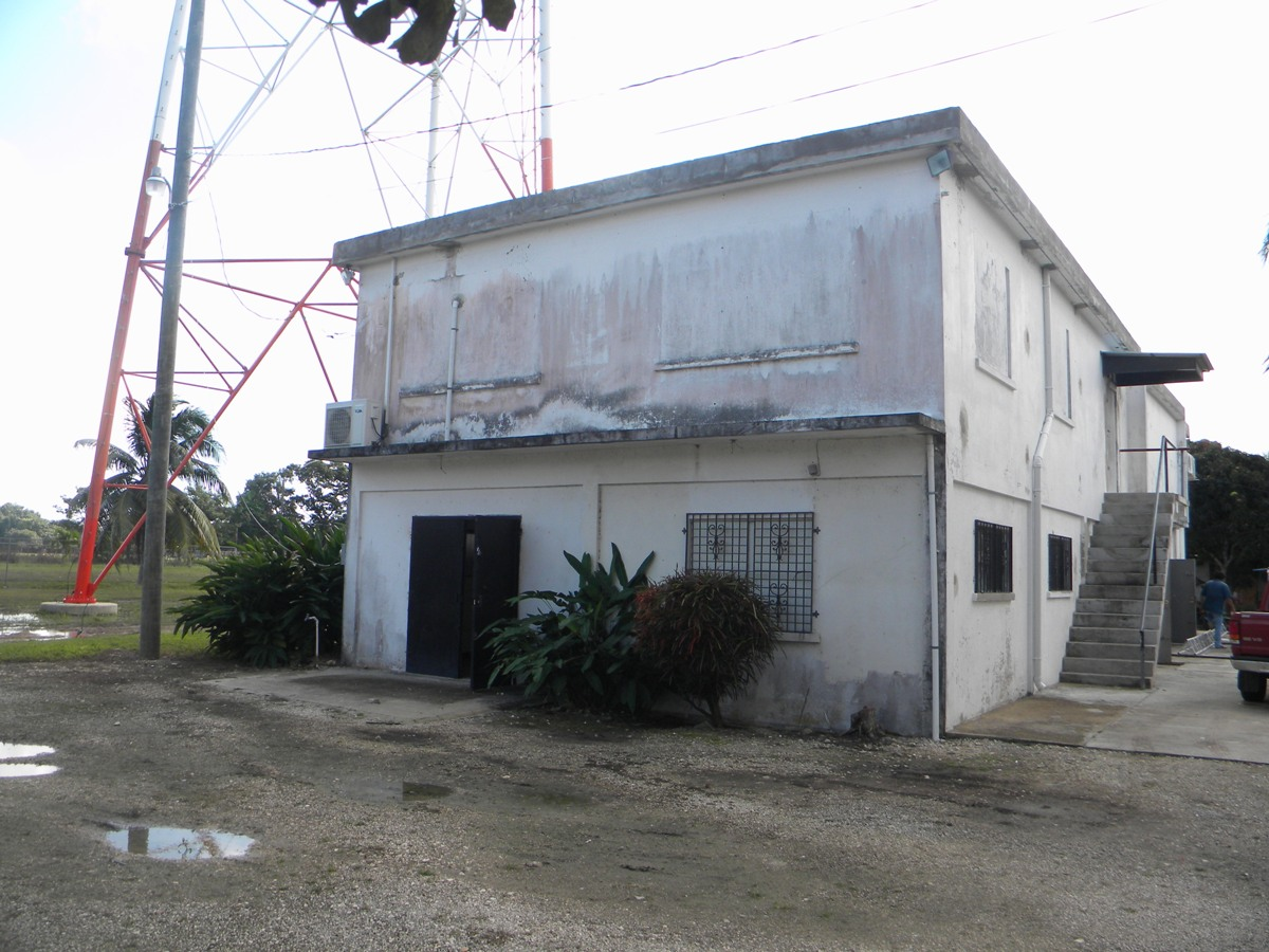 Warehouse rental space in Belize