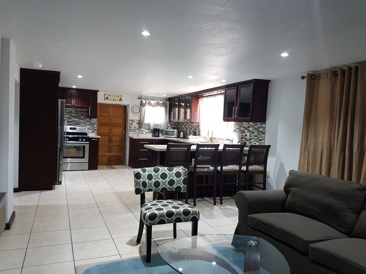 Furnished 2 Bed Apartment for Rent in Belize City