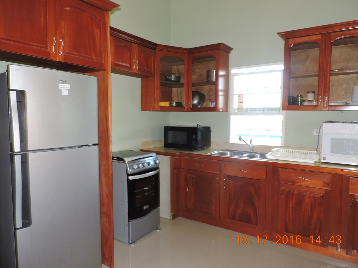 Beautiful Furnished House in Belmopan