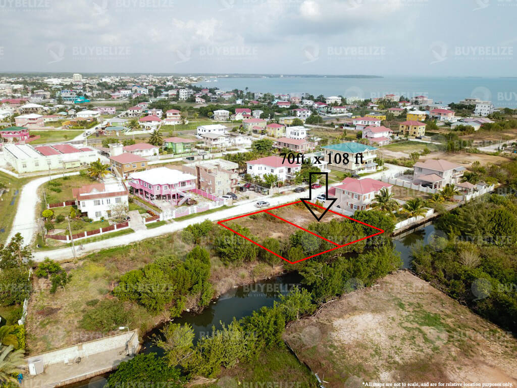 Land for sale in Coral Grove Belize City