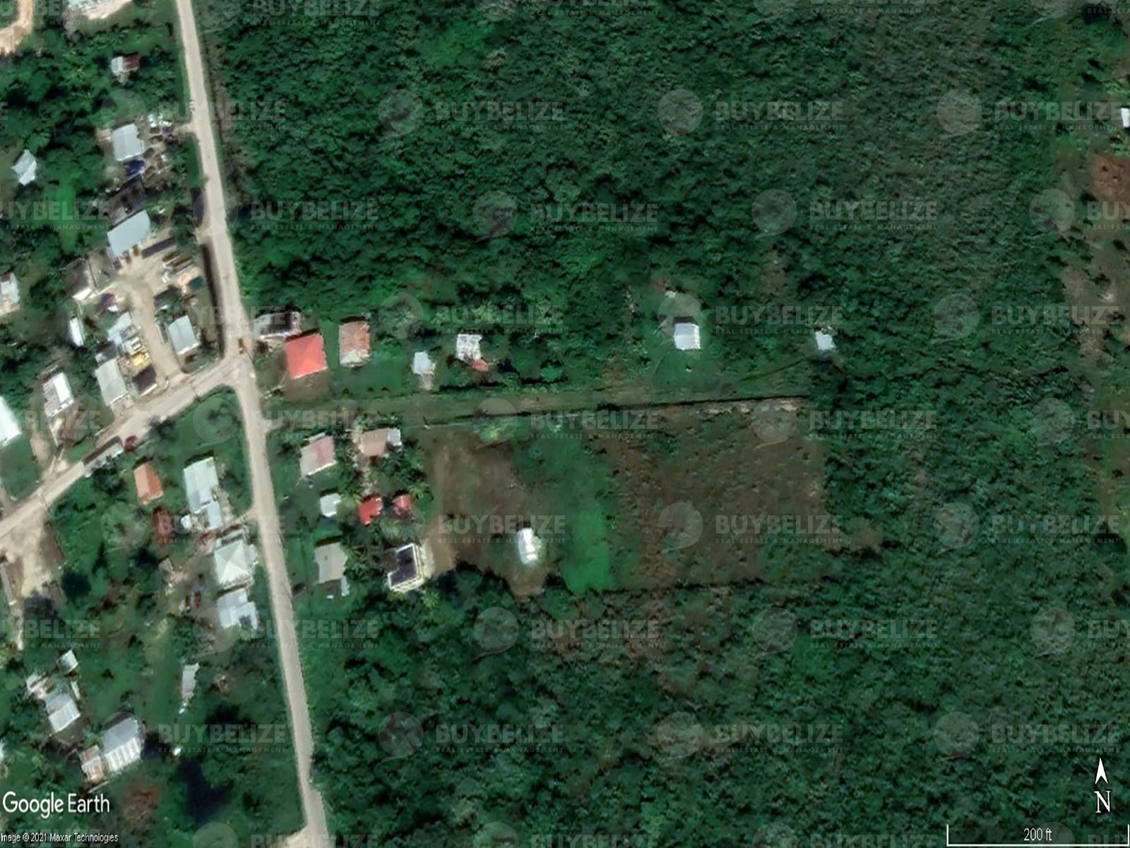 Vacant Lot For Sale in Ladyville