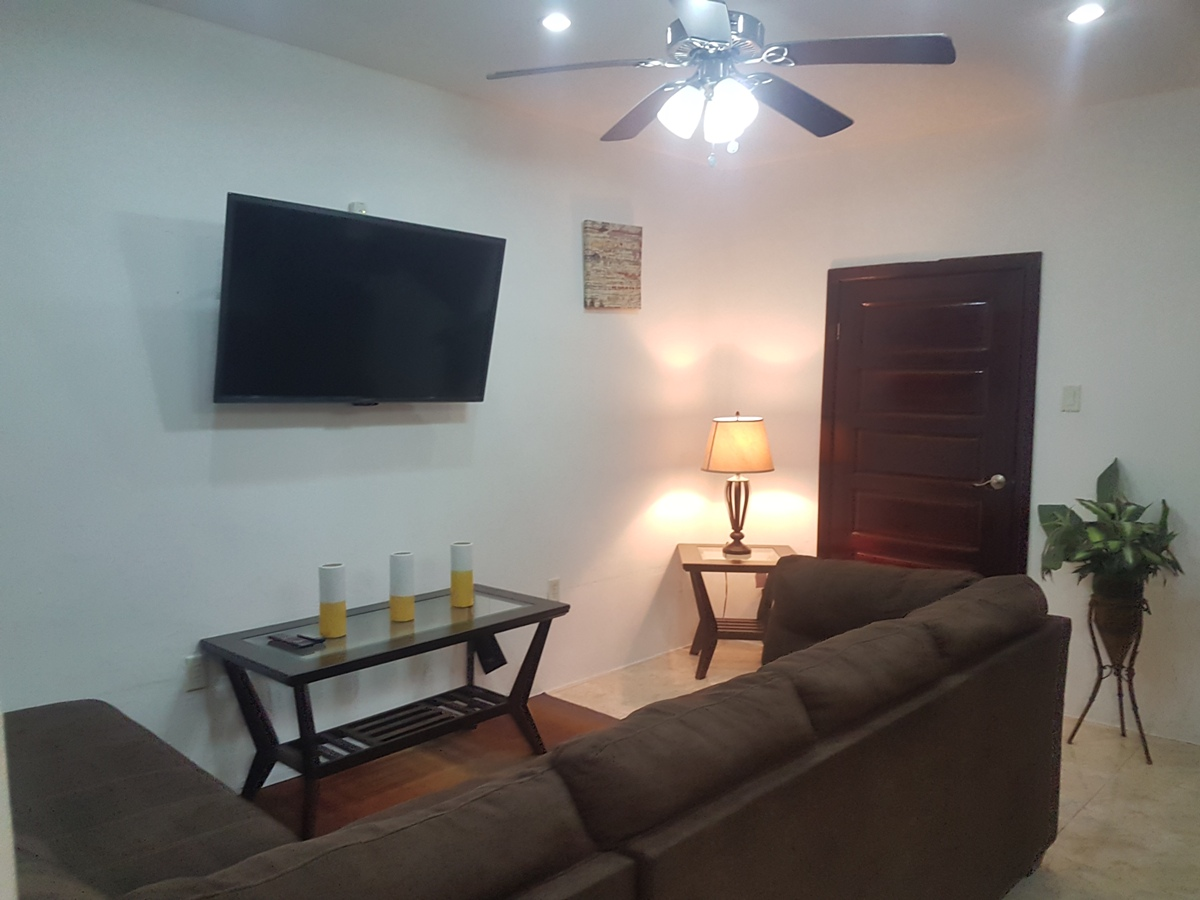 Furnished 2 Bed Apartment for Rent in Ladyville