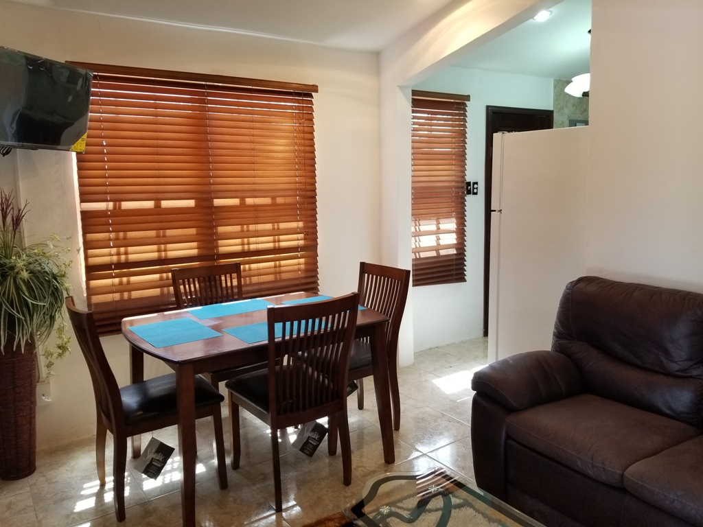 Furnished 2 Bed Apartment for Rent in Ladyville Belize