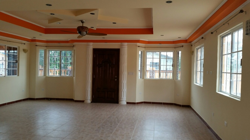 5 Bed 3 Bath House for Rent in Belmopan