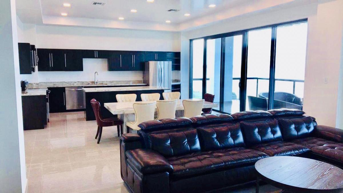 3 Bed 3 Bath Penthouse in Belize City