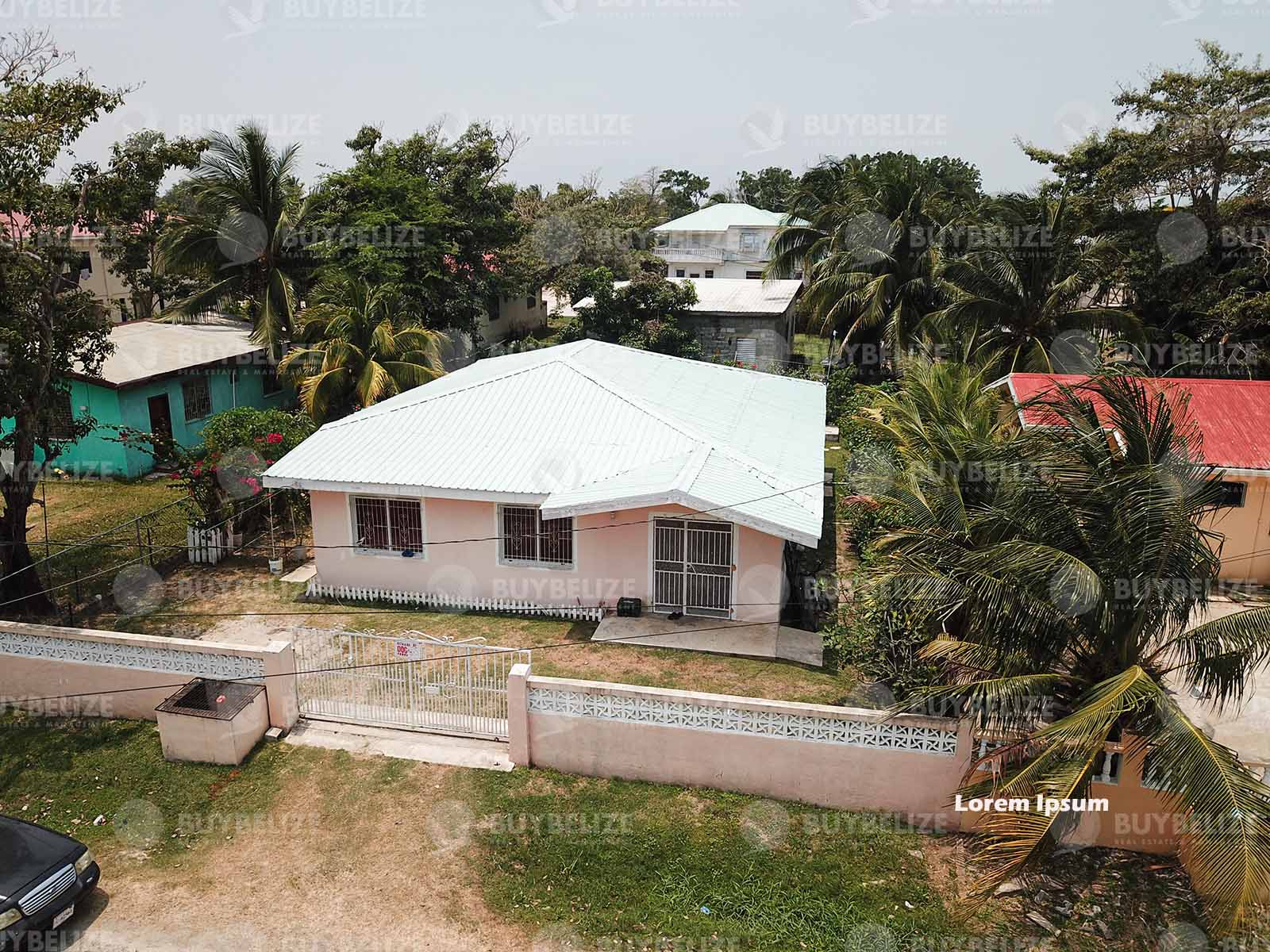 House for sale in Ladyville Belize