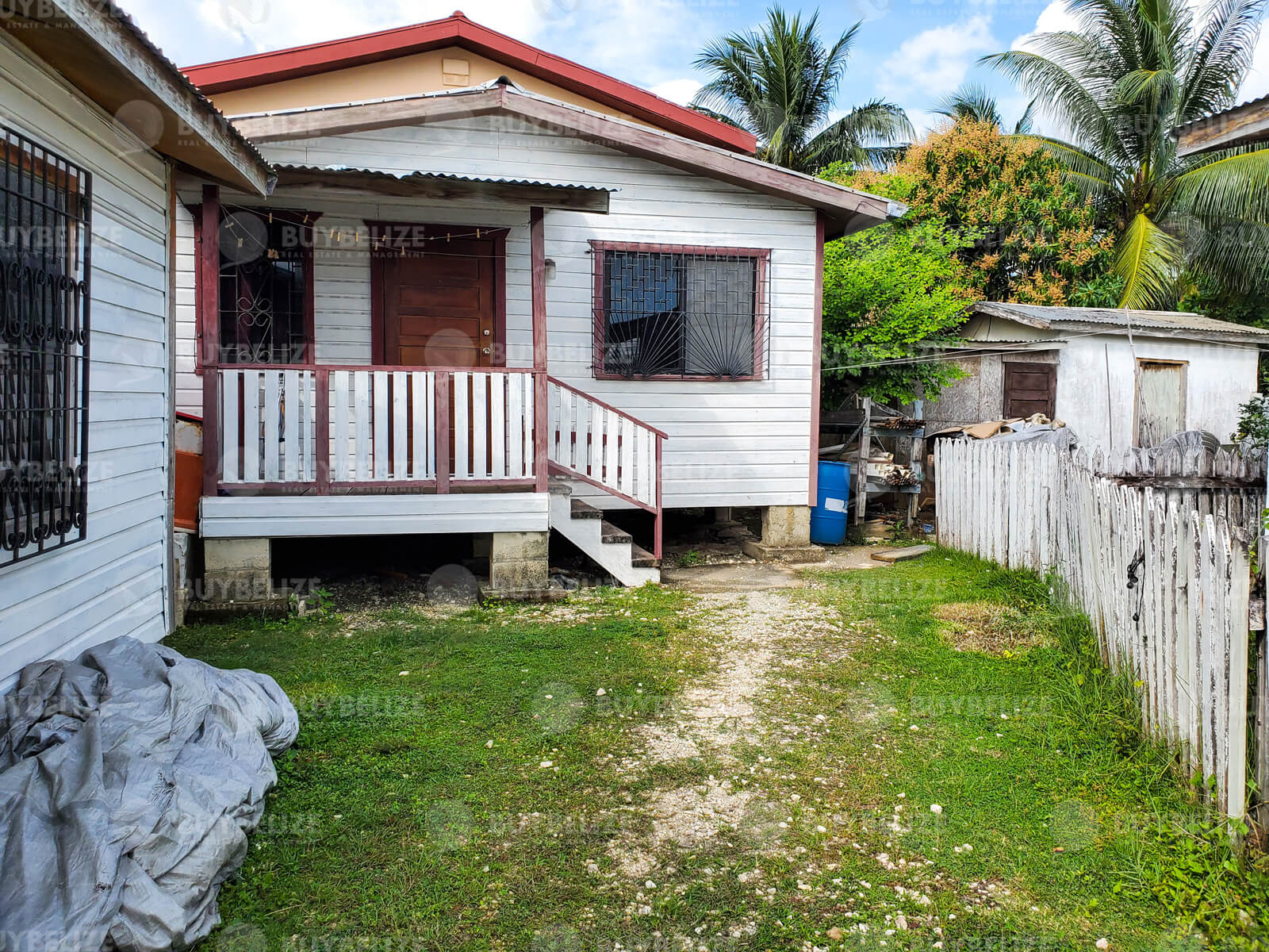 1 Bed 1 Bath Apartment for Rent in Belize City