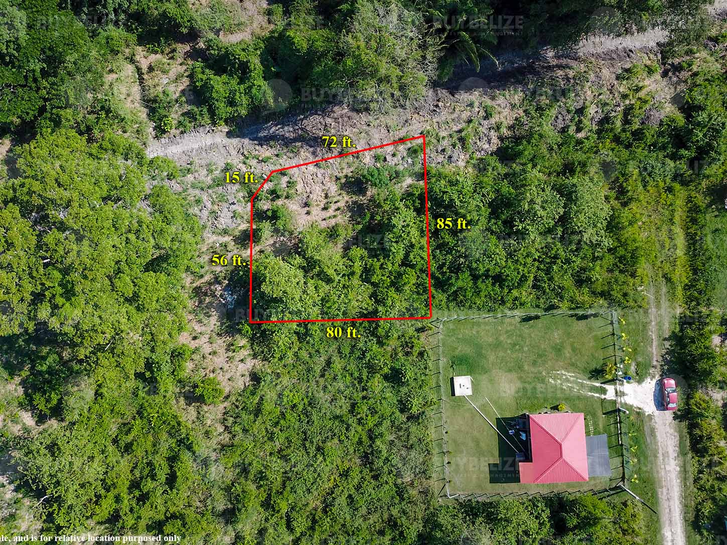 Residential Land for Sale in San Ignacio Town, Cayo Belize