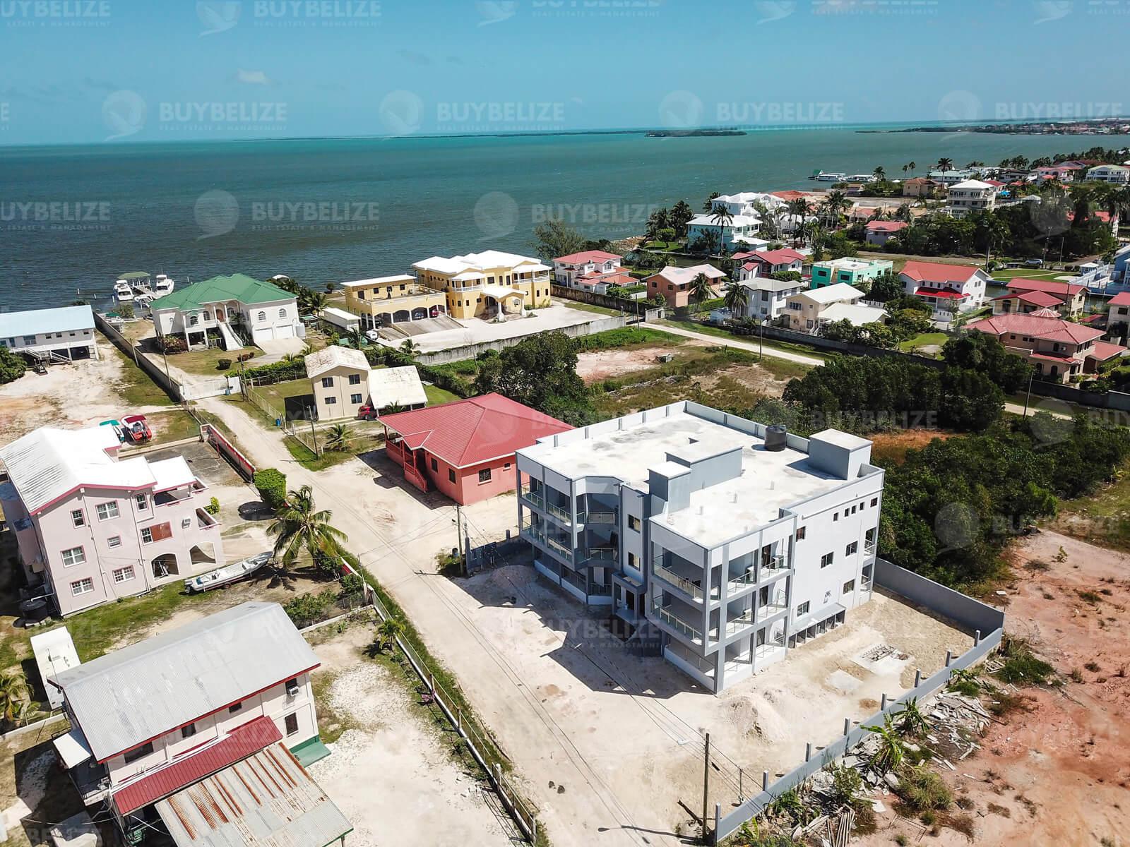 Modern 2 bedroom 2.5 bathroom apartment for Rent in Belize City