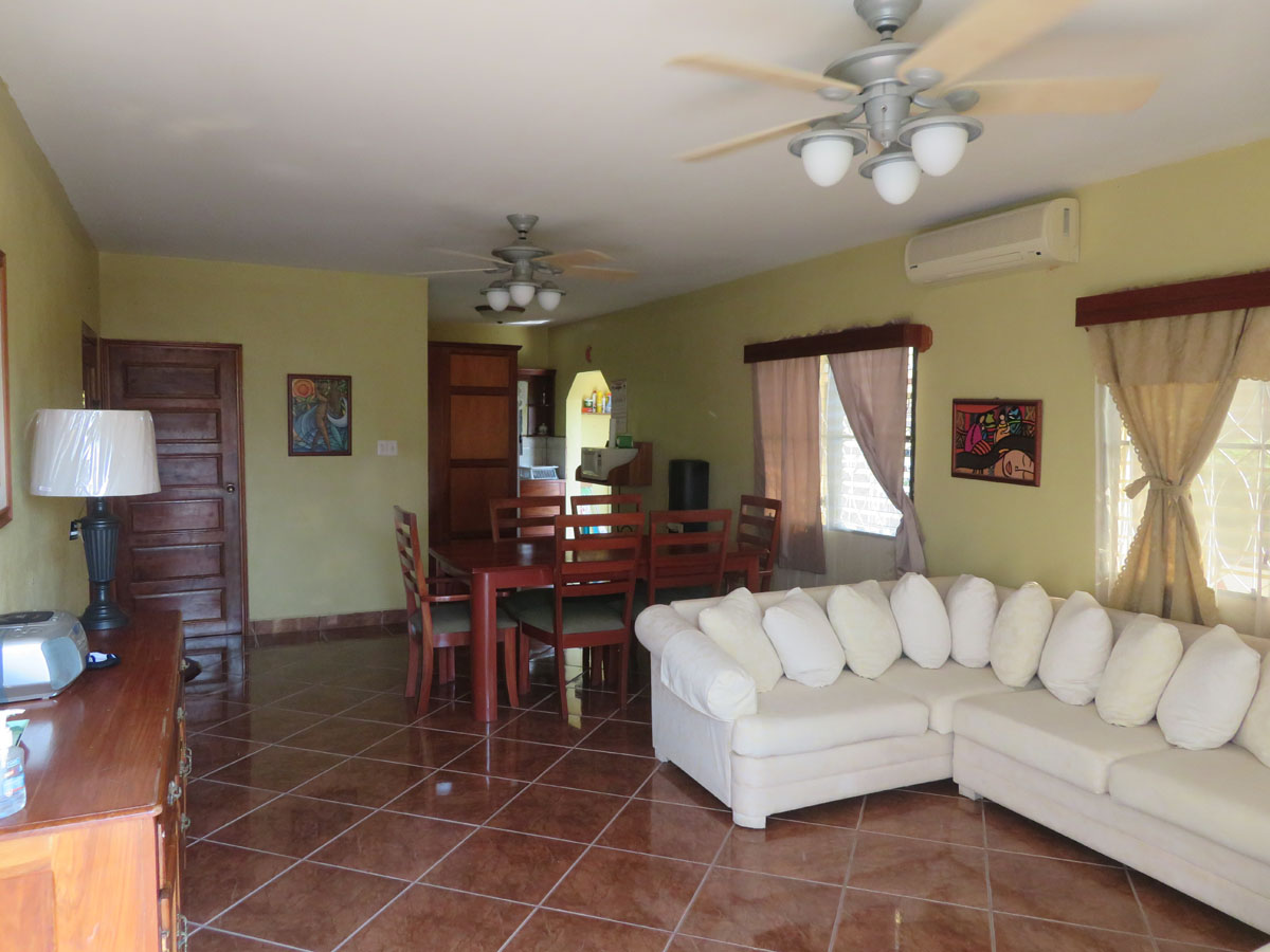 Furnished House for Rent in Belmopan City