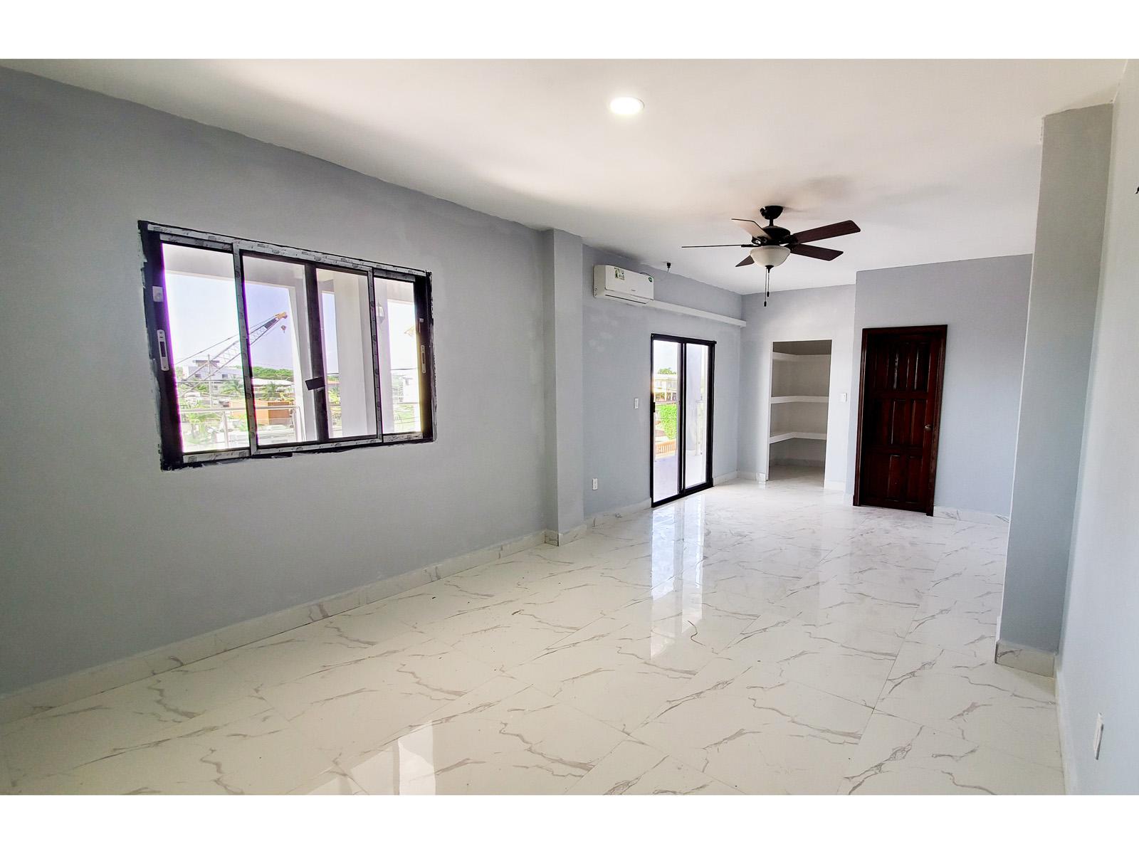 Modern 3 bedroom 2.5 bathroom apartment for Rent in Belize City