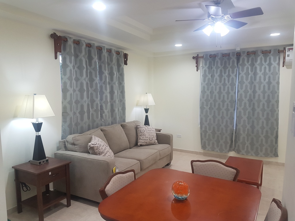 1 Bed Apartment for Rent in Belize City