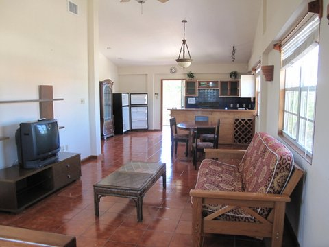 Furnished 2 Bed House for Rent in Belize City