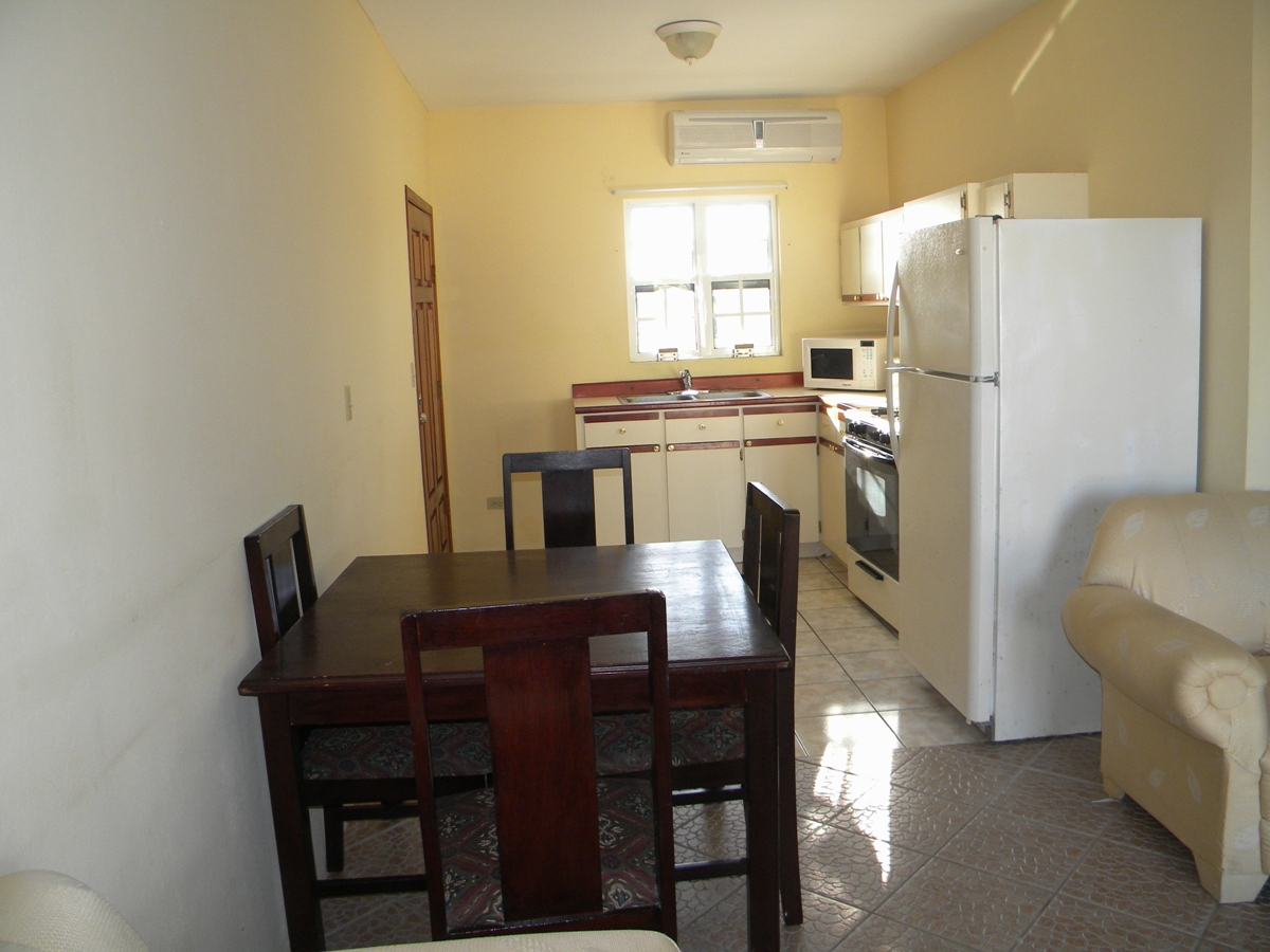 Furnished Apartment for Rent in Belize City