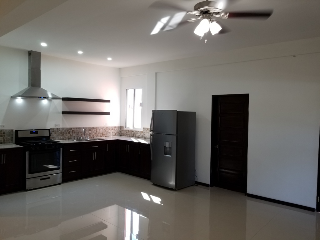 Semi Furnished 2 Bed Apartment for Rent in Belize City
