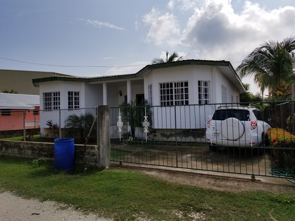 Furnished 3 Bed House for Rent in Belize City