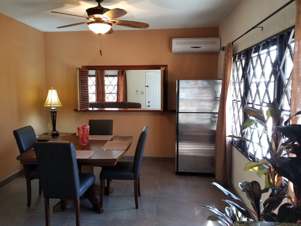 Fully Furnished 2 Bed 1 Bath Apartment