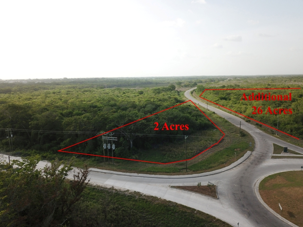 28 Acres land for Sale in Orange Walk