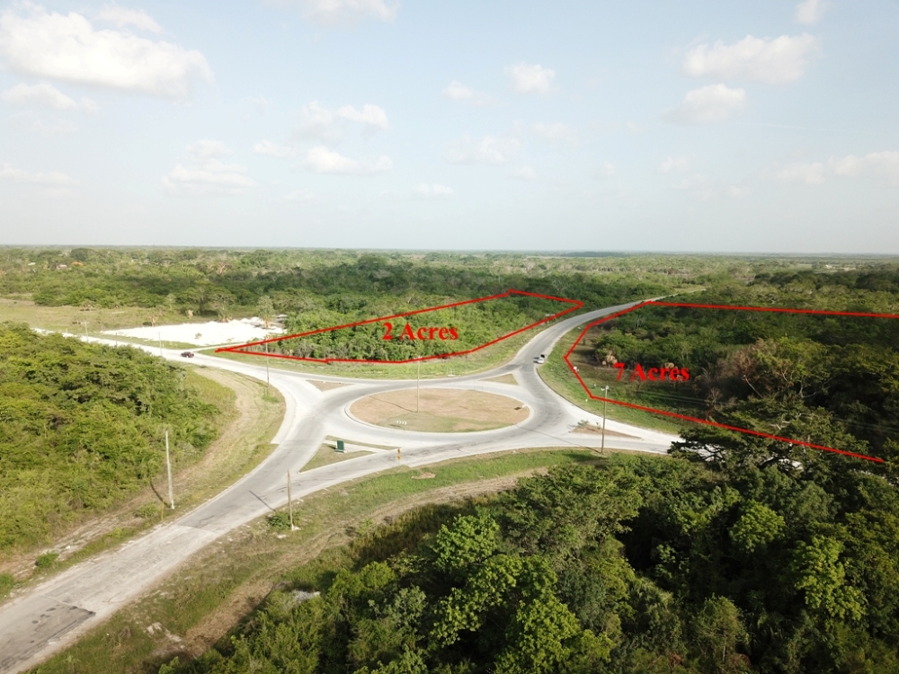 9 Acres Land in Orange Walk