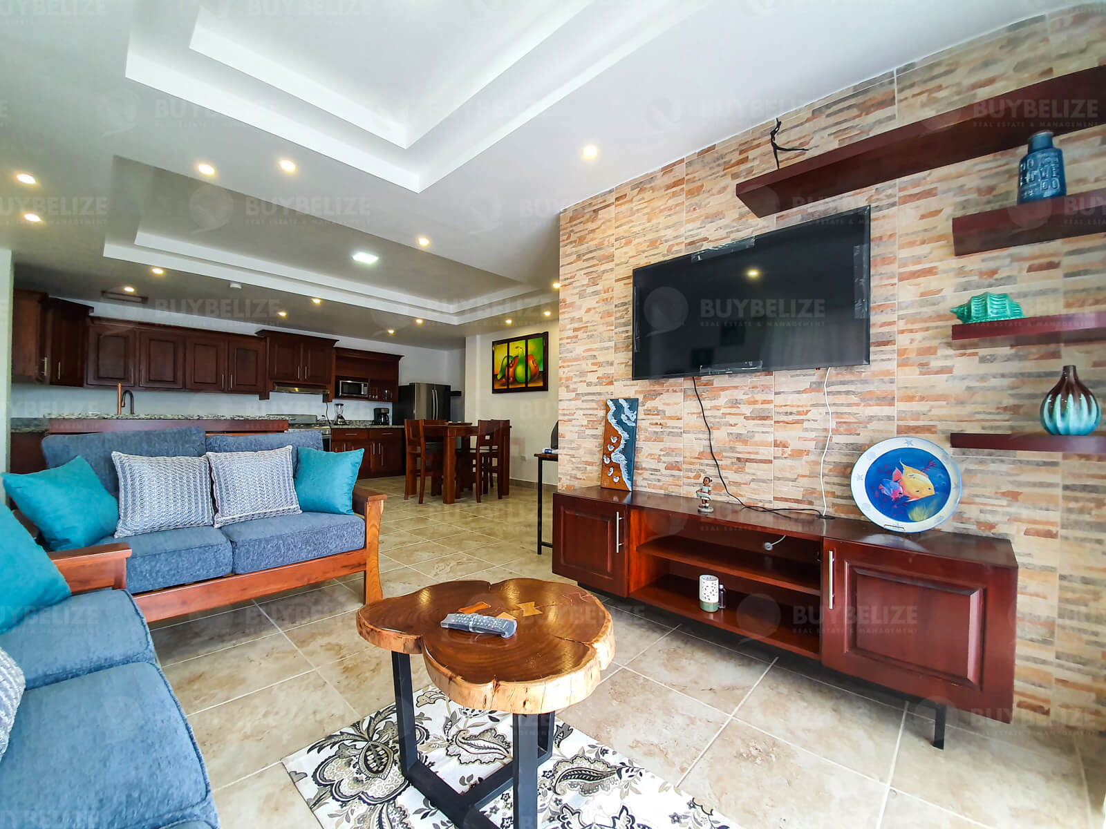 Luxury Apartment for Rent in Belize City