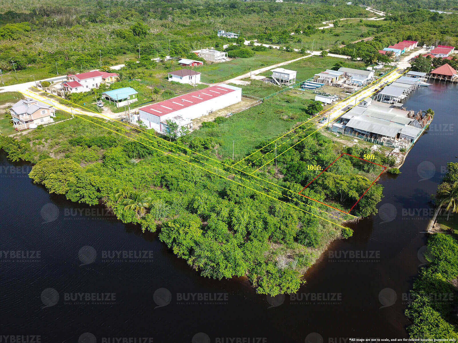 Land for Sale in Vista Del Mar, Ladyville