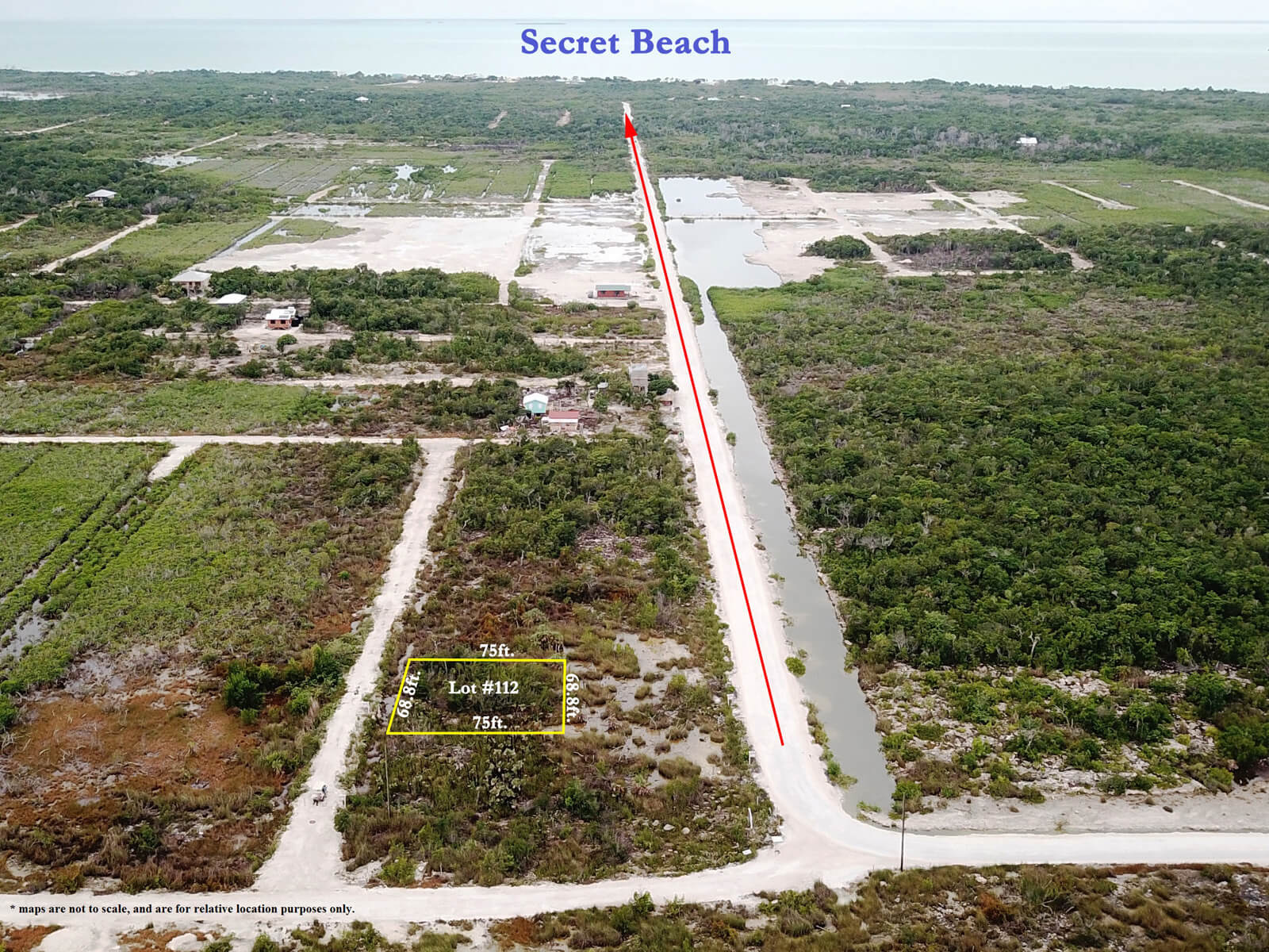 Land for Sale In San Pedro Town Belize