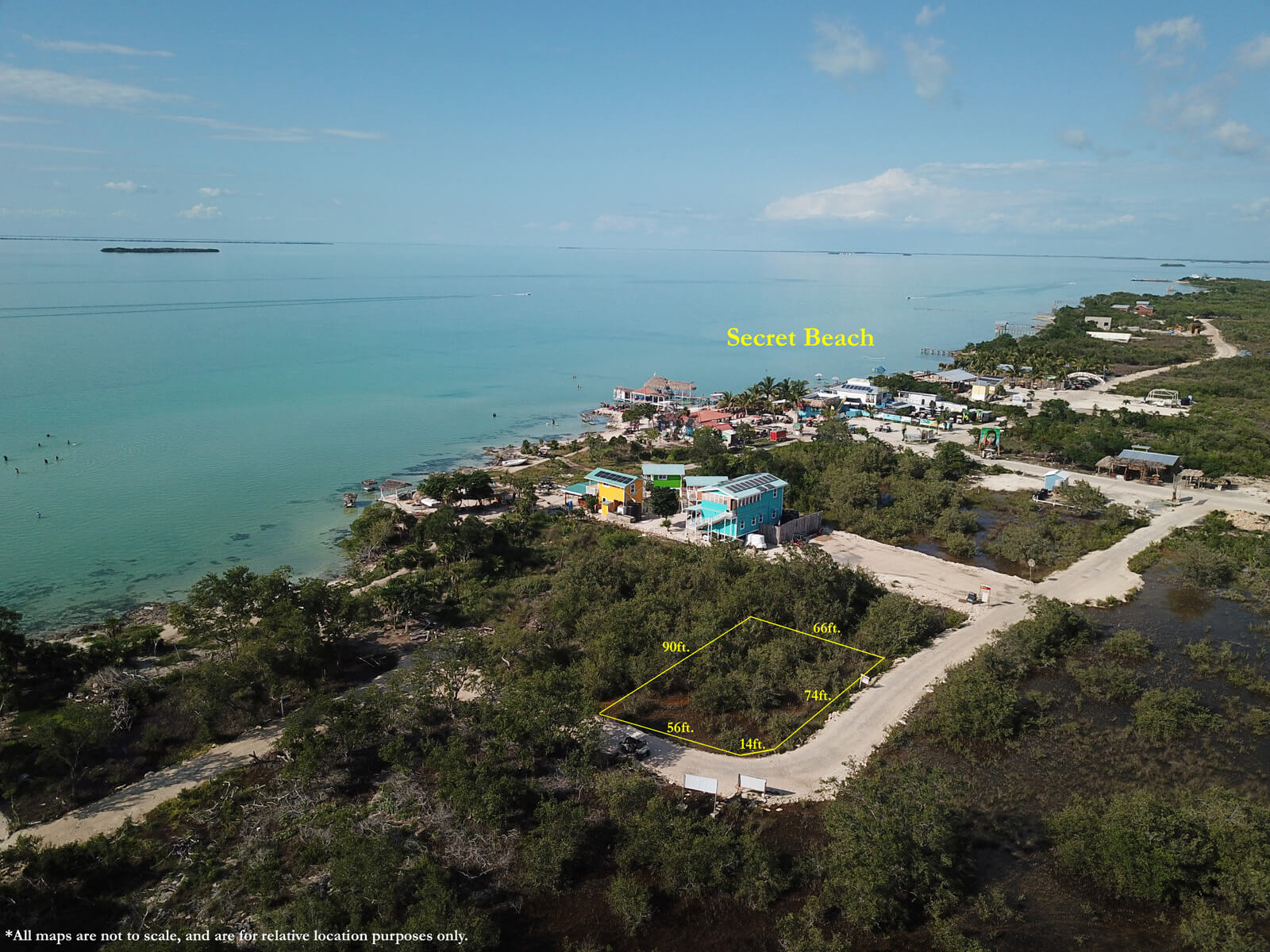 Land for Sale in San Pedro, Belize