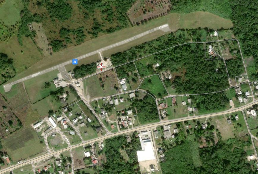 Affordable Commercial-Residential Lots near the Corozal Airstrip