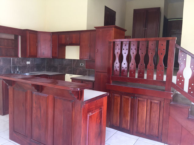 Semi-furnished 4 Bed 2 Bath House for Rent in Belmopan City