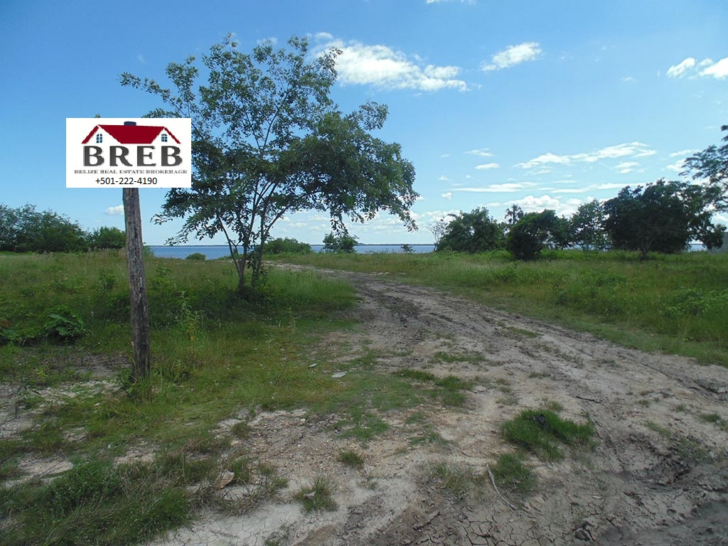 Sea Front Lots in Corozal