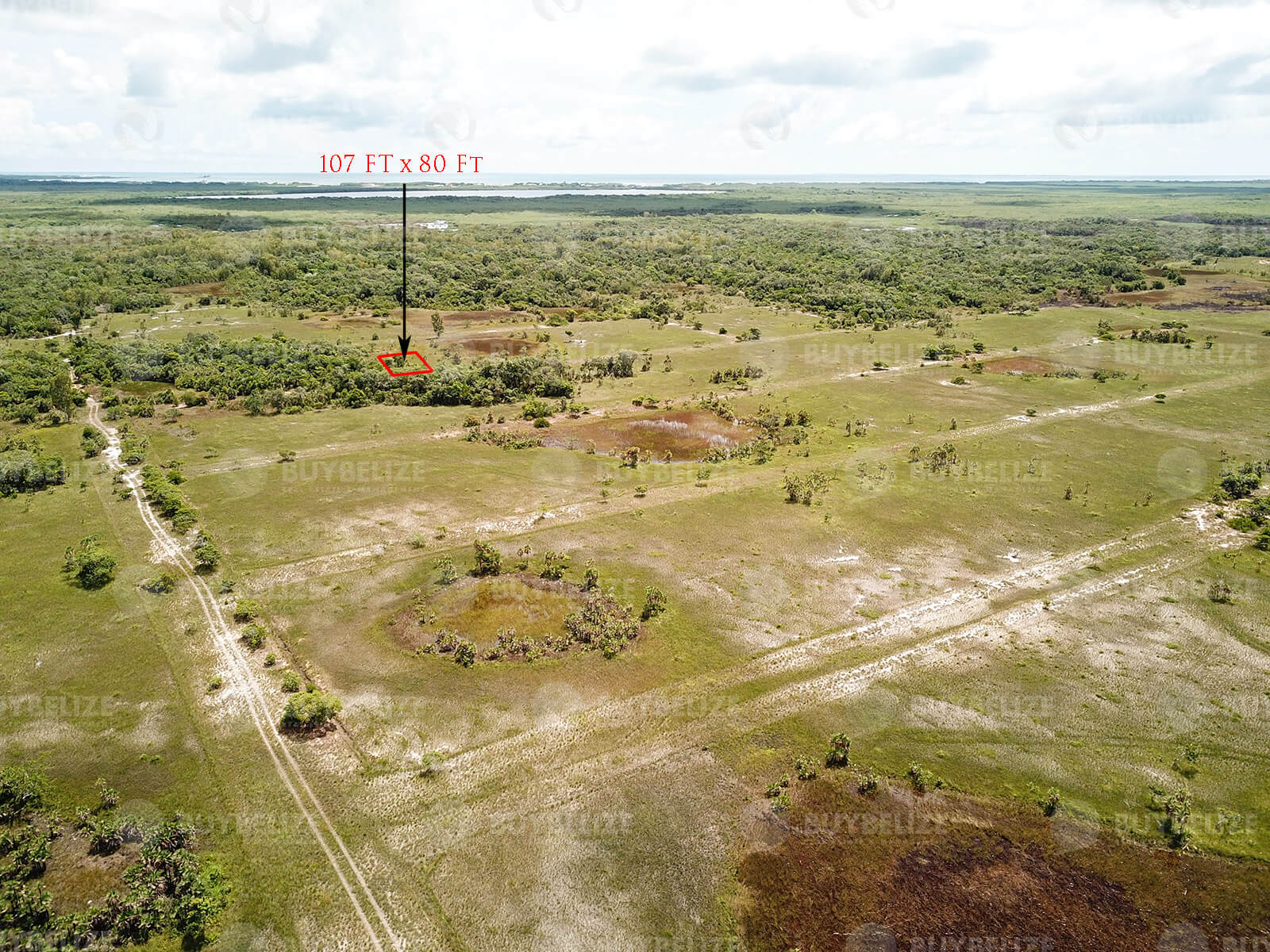 Land for Sale Mile 8